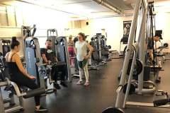 Training im Zuerich Gym